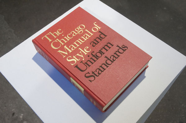 Your editor needs to know the different between AP Style and Chicago Manual of Style